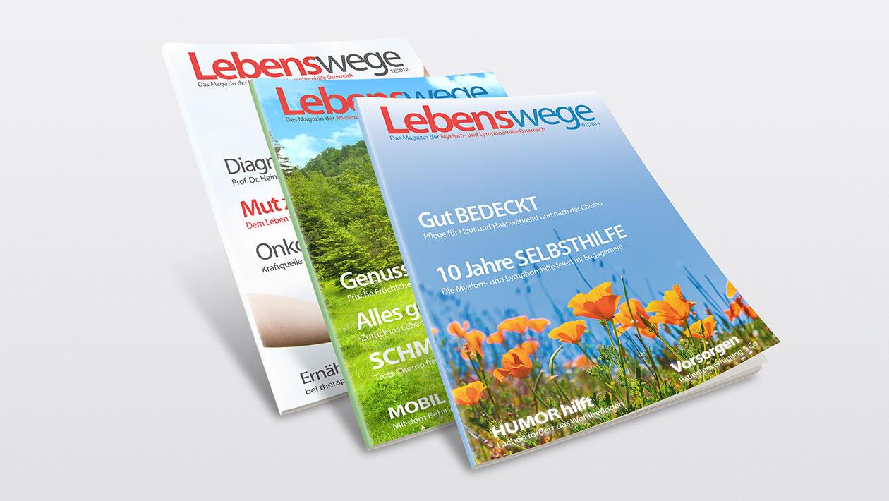 Magazine Lebenswege