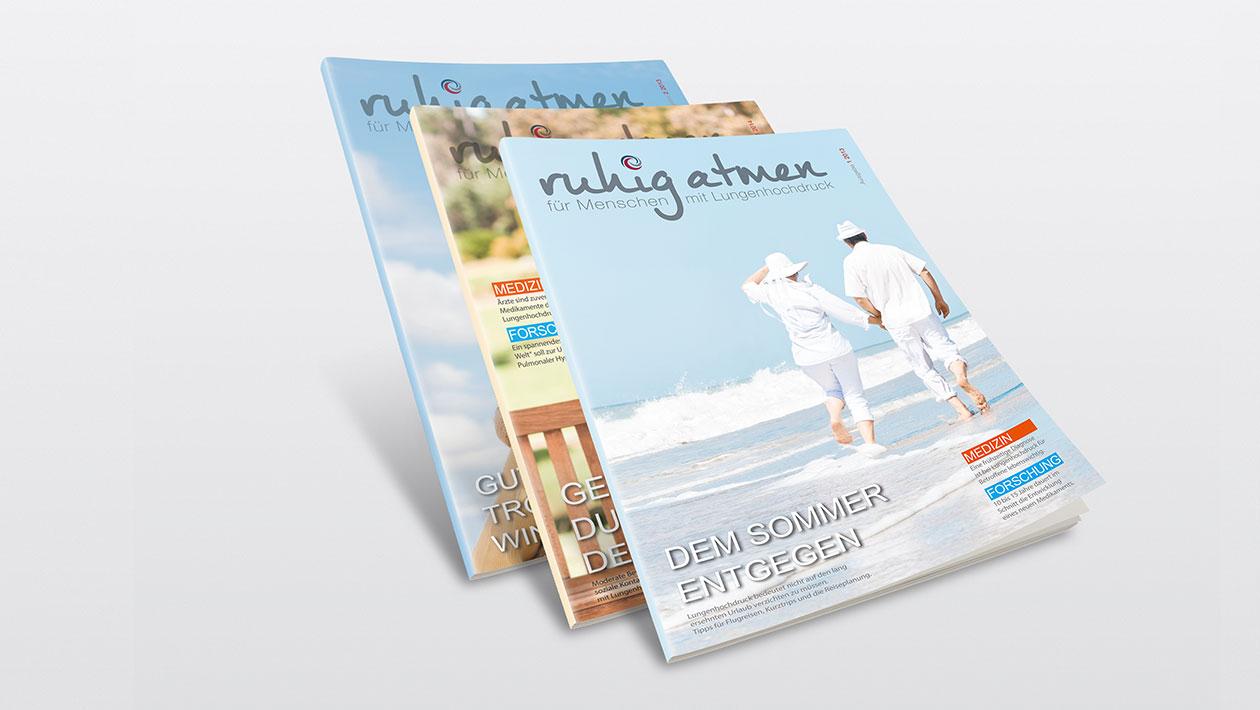 Magazine Ruhig Atmen