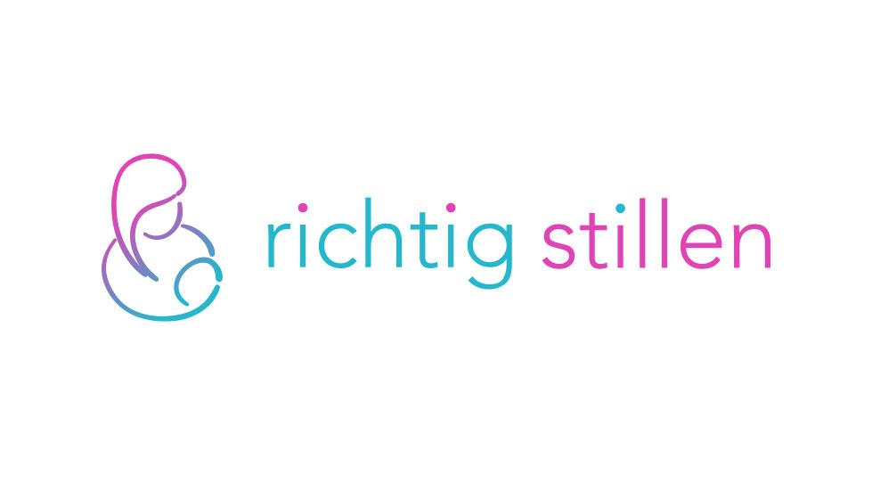 logo richtig stillen