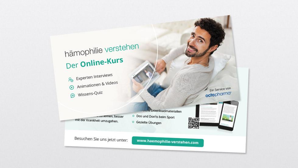 hämophilie verstehen freecard
